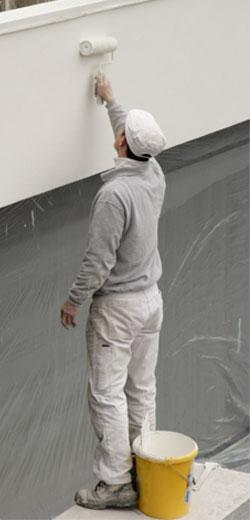 conseils de pose et d entretien la peinture. Black Bedroom Furniture Sets. Home Design Ideas