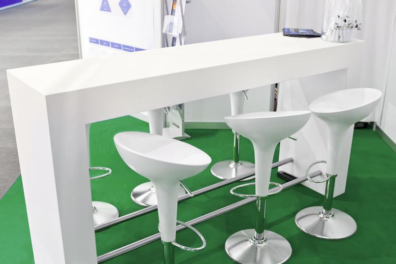 Moquette stand event vert 2m x 30ml for Moquette exposition