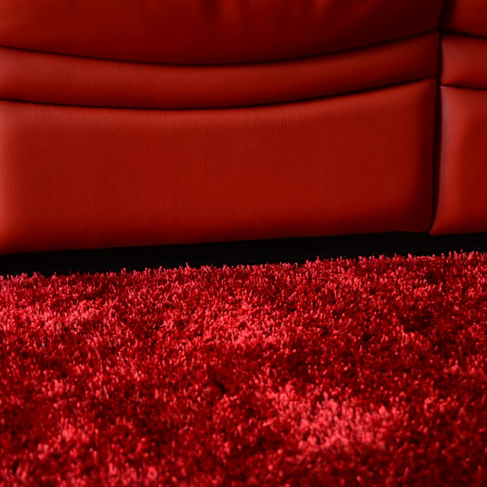 tapis sunny shaggy poils longs rouge tapis shaggy poils longs. Black Bedroom Furniture Sets. Home Design Ideas