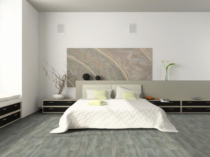 chute de sol vinyle first imitation parquet ch ne gris. Black Bedroom Furniture Sets. Home Design Ideas