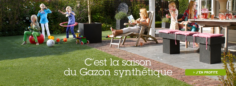 Gazon synth�tique