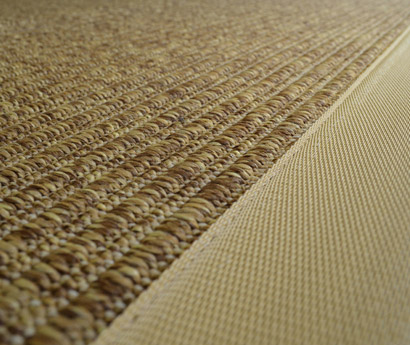 Bali chatain ganse synth tique paille Tapis synthetique exterieur