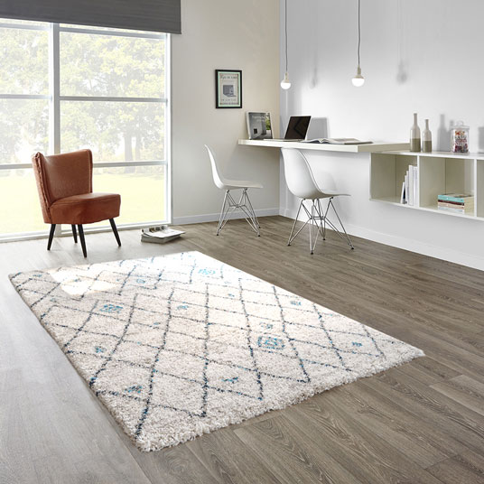 Tapis motif berb re khumbu tous les tapis d co prix - Tapis a prix discount ...