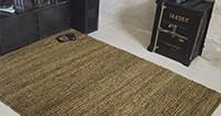 Gazon synthetique tapis sur mesure sol pvc - Tapis fibre naturelle ...