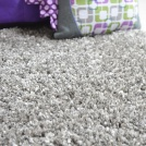 Moquette shaggy Sweety - Argent