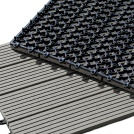 Visuel - Dalle Terrasse Composite clipsable - Gris