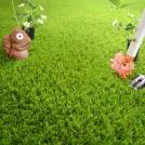 gazon synth tique pelouse artificielle prix pas cher d coweb. Black Bedroom Furniture Sets. Home Design Ideas