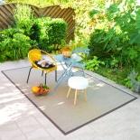 Tapis d 39 ext rieur en pvc et gazons pour terrasse balcon for Tapis exterieur pvc
