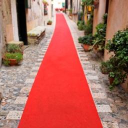 Moquette et tapis rouge pas cher : Salon, Foire, Exposition ...