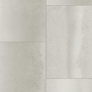 Sol PVC Best 2 x 6m motif Carrelage Gris Fonc/é Marbr/é