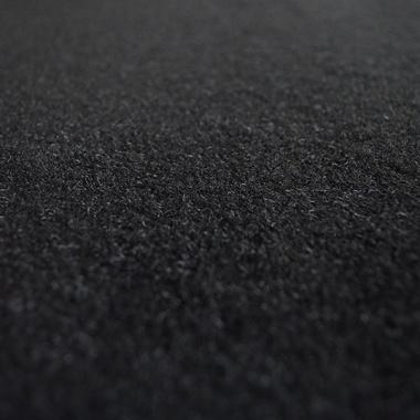 tapis sur mesure paillasson synth tique premium noir. Black Bedroom Furniture Sets. Home Design Ideas