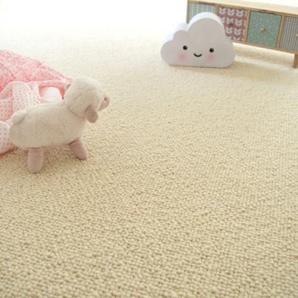 moquette pure laine latoon ecru larg 4m. Black Bedroom Furniture Sets. Home Design Ideas