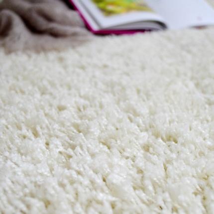 moquette shaggy softy blanc larg 4m. Black Bedroom Furniture Sets. Home Design Ideas