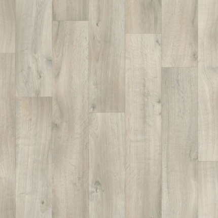 chute de sol pvc premium envers textile imitation parquet gris. Black Bedroom Furniture Sets. Home Design Ideas