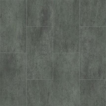 chute de sol pvc vinyle best motif carrelage gris fonc marbr. Black Bedroom Furniture Sets. Home Design Ideas