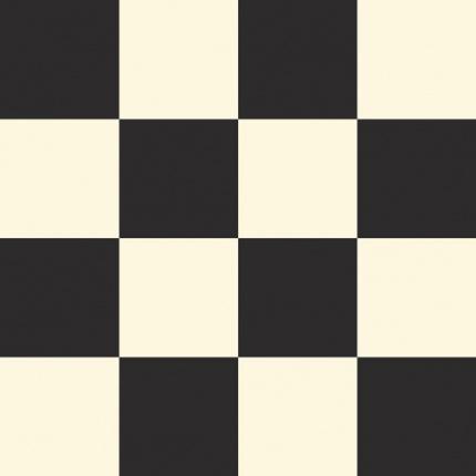 Sol pvc best motif carrelage damier blanc noir larg 2m for Carrelage damier noir et blanc