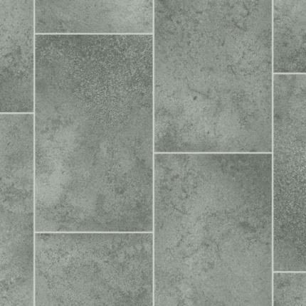 chute de sol vinyle style ep 2 8 mm carrelage gris. Black Bedroom Furniture Sets. Home Design Ideas