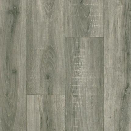 sol vinyle pvc r nove imitation parquet gris fonc. Black Bedroom Furniture Sets. Home Design Ideas