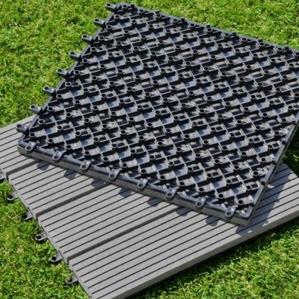 Dalle terrasse composite gris dalles terrasse composite acheter en lign - Dalles de terrasse composite ...