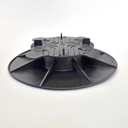 Plot r glable en plastique pour terrasse hauteur de 3 5 cm for Plot plastique terrasse