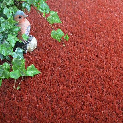 gazon couleur peps rouge brique 20mm larg 2m. Black Bedroom Furniture Sets. Home Design Ideas