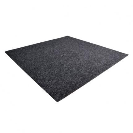 dalle moquette pour protection du sol anthracite. Black Bedroom Furniture Sets. Home Design Ideas