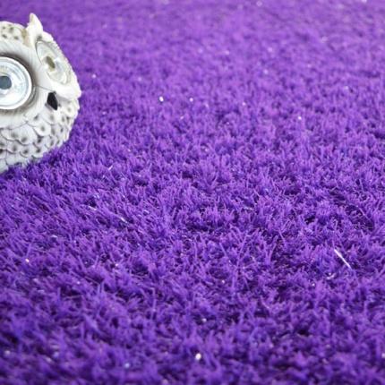 rouleau faux gazon couleur peps violet 20mm livraison gratuite. Black Bedroom Furniture Sets. Home Design Ideas