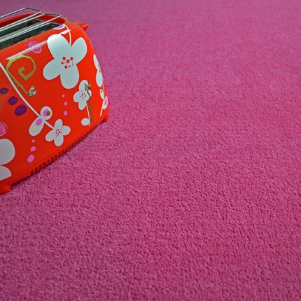 Chute de Moquette - Fun Color - Rose