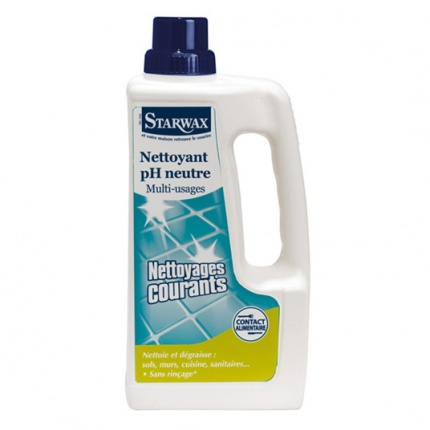 Nettoyant pH neutre multi-usages Starwax - 1L
