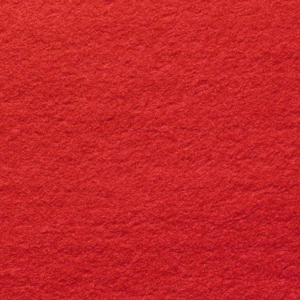 Moquette Stand Expo - Rouge vif - 2m x 10ml