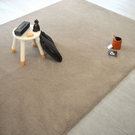 Tapis Cocoon Grège