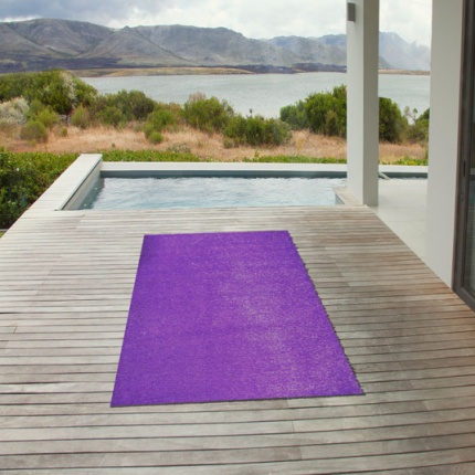 Tapis Gazon couleur Peps Violet - 20mm