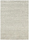 Tapis naturel en laine - Scandinave gris clair