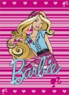 Tapis Barbie - © Mattel - Glam Girl- 95x133 cm
